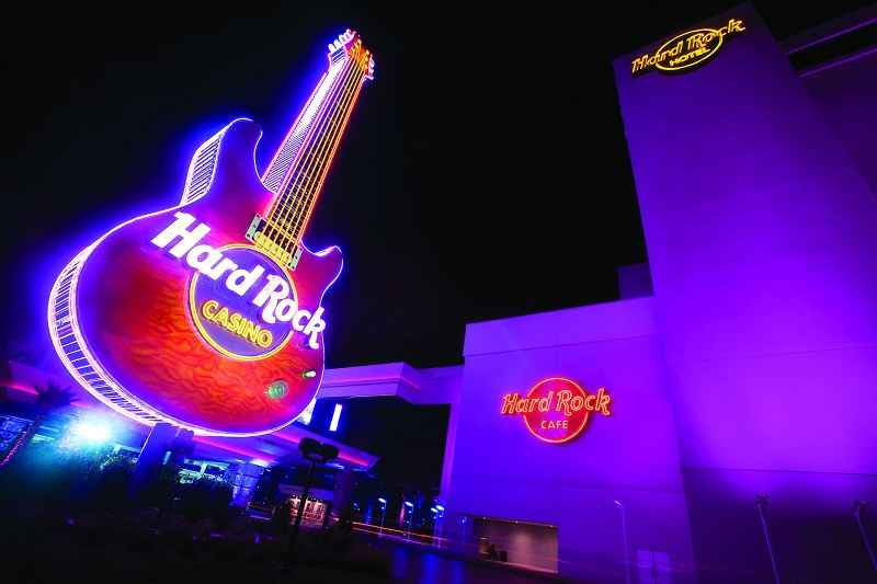Hard Rock plant Casinoresort in Japan