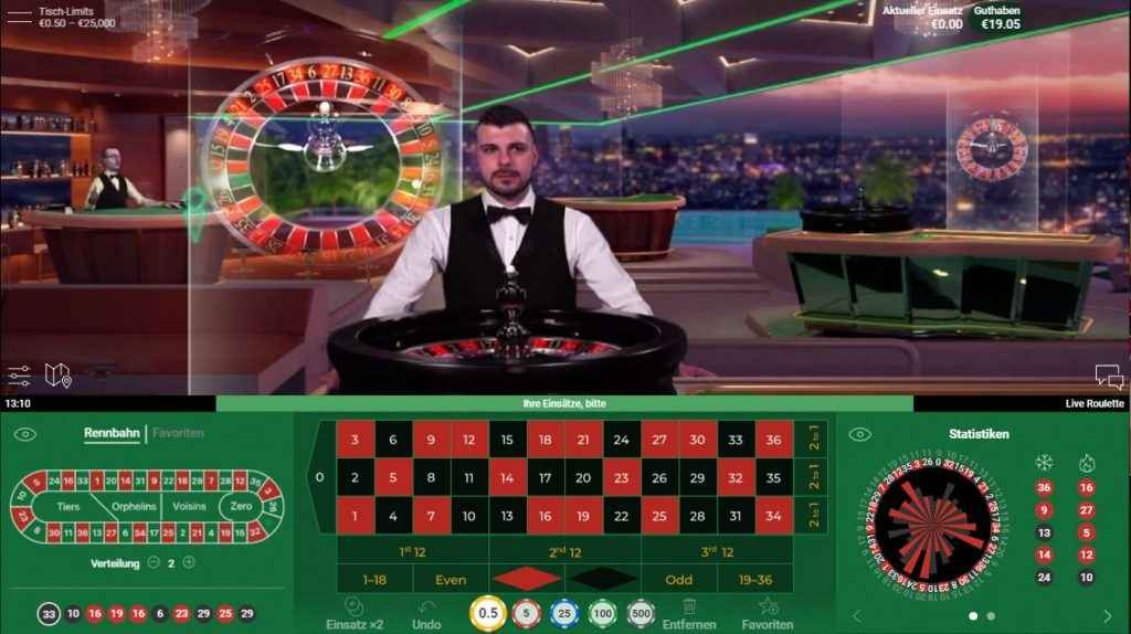 Live Casino: Mr Green gewinnt IGA Award